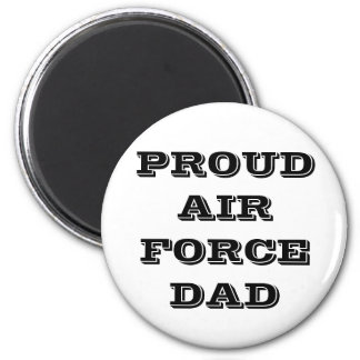 Magnet Proud Air Force Dad