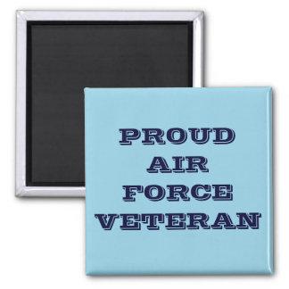 Magnet Proud Air Force Veteran