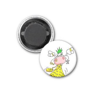 magnet punk cow