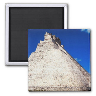 Magnet-Pyramid of the Magician - Uxmal, Mexico Magnet