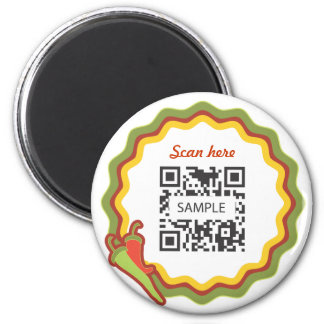 Magnet Template Mexican Restaurant