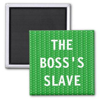 Magnet The Boss;s Slave