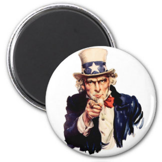 "Magnet ""UNCLE SAM """