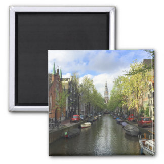 Magnet with Amsterdam Canal