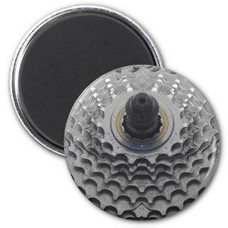 Magnet with Bike Sprocket