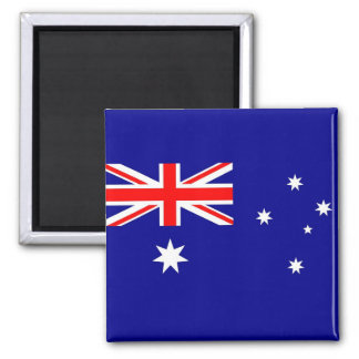 Magnet with Flag of  Australia