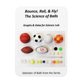 Magnet with Sport Ball Selection