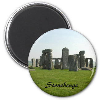 Magnet with Stonehenge photo