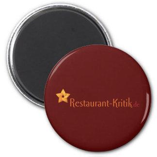 Magnete im RK Look 6 Cm Round Magnet