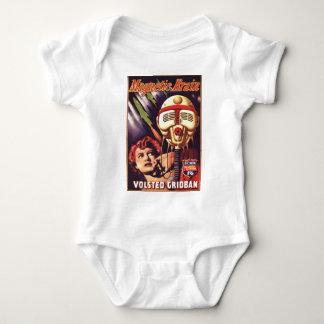Magnetic Brain Baby Bodysuit