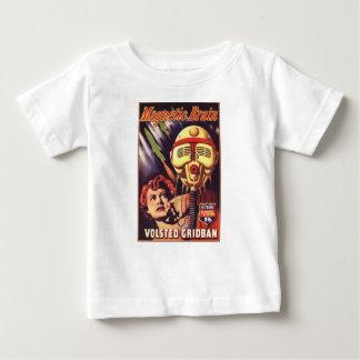 Magnetic Brain Baby T-Shirt