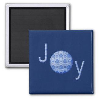 Magnetic Christmas JOYfulness Magnets