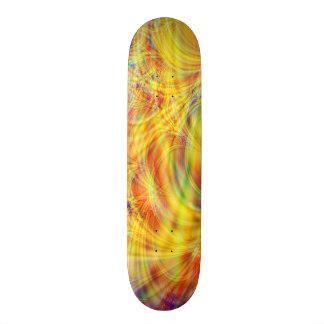 Magnetic Fields of the Sun: Skateboard
