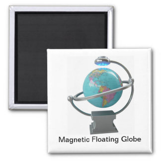 Magnetic Floating Globe (IMG200) Magnet
