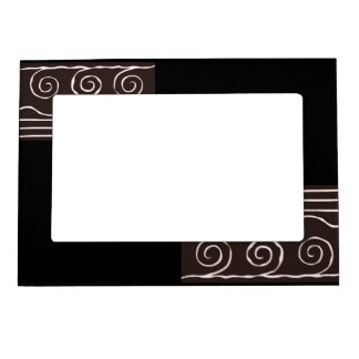 Magnetic frame Black and white