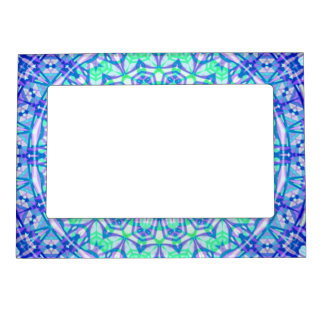 Magnetic Frame Tribal Mandala G389