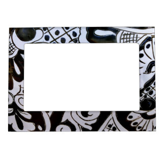 Magnetic photo frame - Talavera