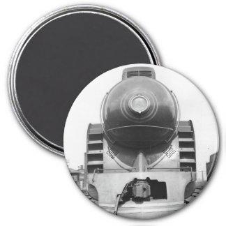 Magnetic Southern Streamliner Magnet