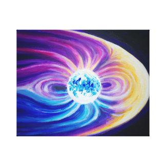 Magnetosphere Canvas Print