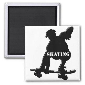 Magnets squarely Skater