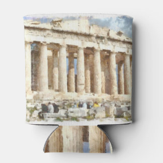 Magnificent Acropolis in Athens Can Cooler