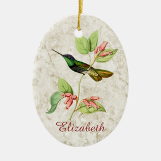 Magnificent Hummingbird Ornament