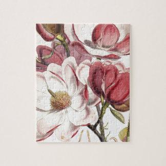 Magnificent Magnolia Jigsaw Puzzle