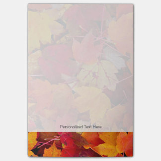 Magnificent Maple Leaves Post-it® Notes