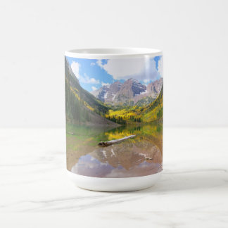 Magnificent Maroon Bells mug