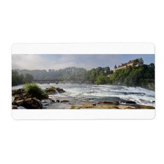 Magnificent Rhinefalls, Switzerland