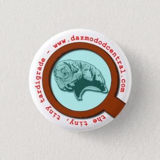 Magnified Tardigrade 3 Cm Round Badge