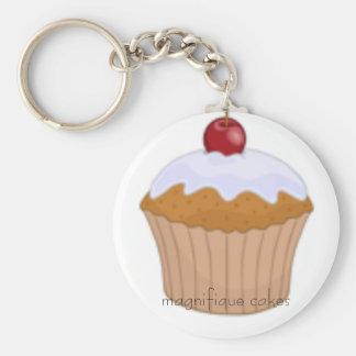 Magnifique Cakes Keychain