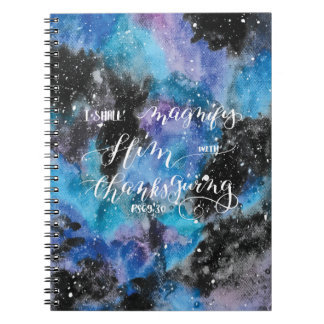 Magnify Him 2 Notebook