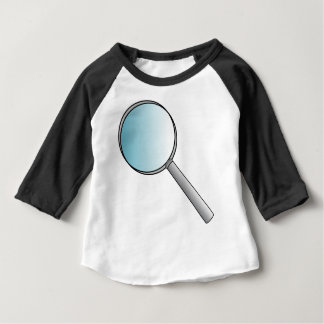 Magnifying Glass Baby T-Shirt