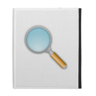 Magnifying Glass iPad Case