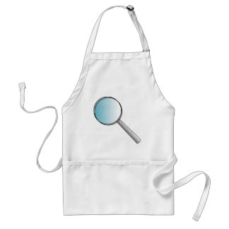 Magnifying Glass Standard Apron