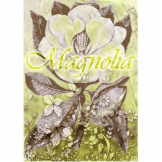 Magnolia Acrylic Cut Outs