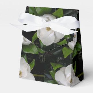 Magnolia Blossom Favor Box Wedding Favour Boxes