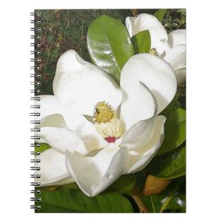 Magnolia Blossom Notebook
