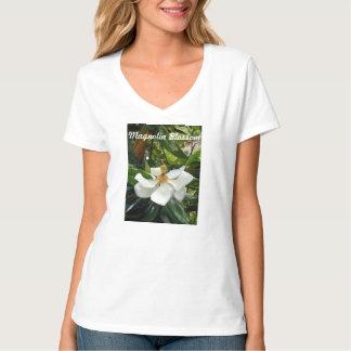 Magnolia Blossom T Shirt