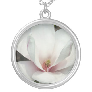 Magnolia Blossoms Necklaces