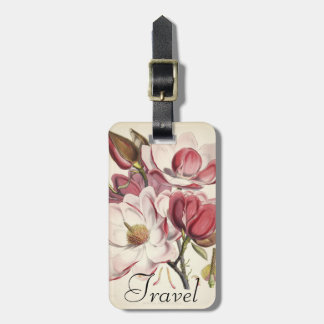 Magnolia - Botanicals Collection Bag Tag
