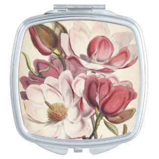 Magnolia - Botanicals Collection Compact Mirror