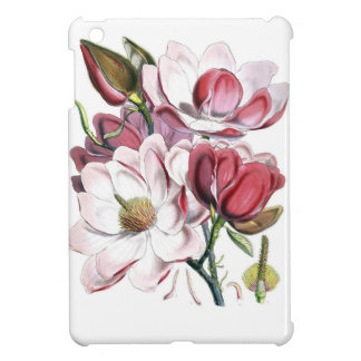 Magnolia Campbellii iPad Mini Covers