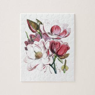 Magnolia Campbellii Jigsaw Puzzle