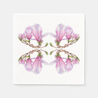 Magnolia Disposable Serviette