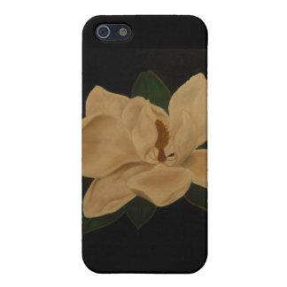 Magnolia flower iPhone case iPhone 5 Case