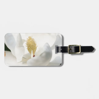 Magnolia Luggage Tag
