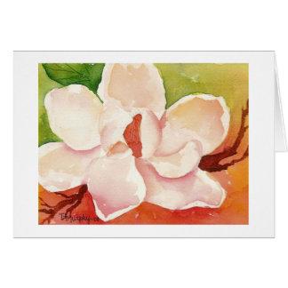 Magnolia Notecard