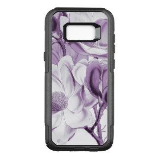 Magnolia Purple Dream OtterBox Commuter Samsung Galaxy S8+ Case